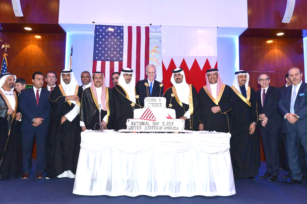 Bahrain's American community celebrates US Independence Day
