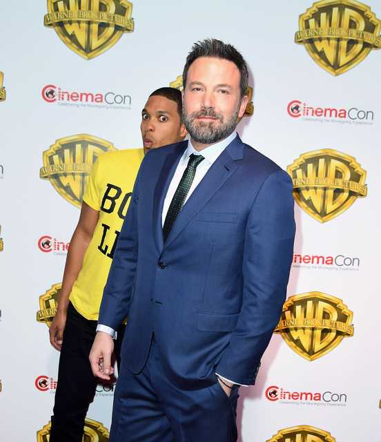 Ben Affleck makes first public appearance post-rehab