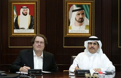 Dewa inks smart grid deal with Silver Spring