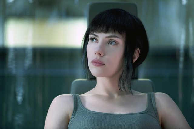 Movie Review: Dazzling 'Ghost in the Shell' is lost in translation