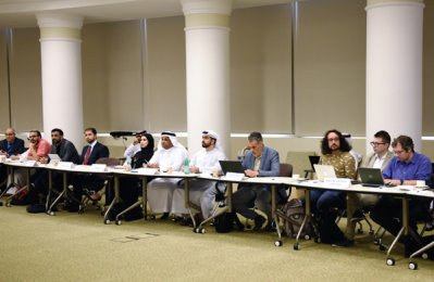 Emirates Space Innovation Group hosts key meeting