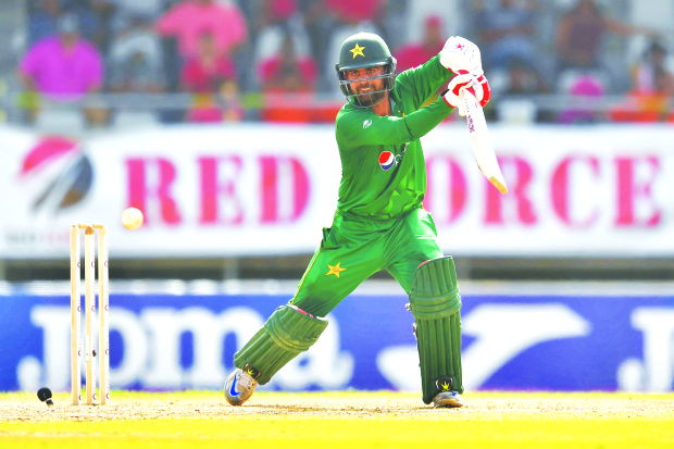 Gritty Pakistan win T20 series