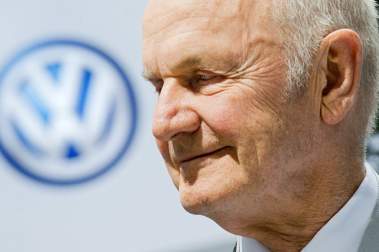 Former VW chairman sells most of indirect stake in company