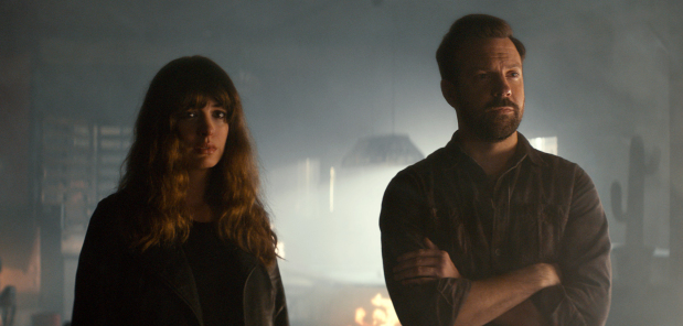 Review: In 'Colossal,' the inner monsters are literal