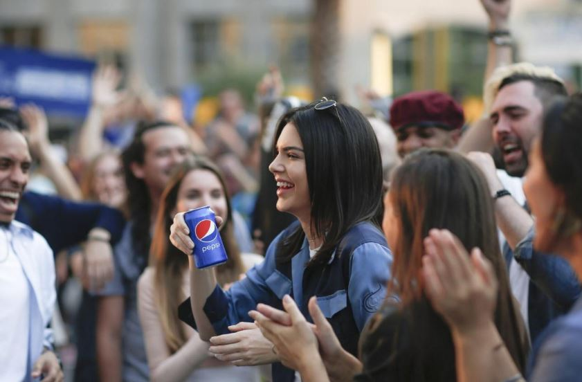 Pepsi says it's pulling widely mocked ad