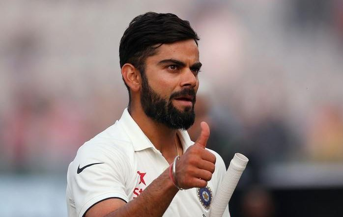 India captain Kohli named Wisden's 'Leading Cricketer'