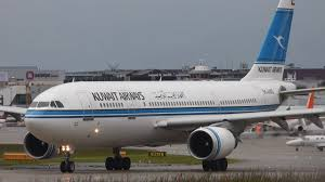 Kuwait Airways plane makes emergency landing