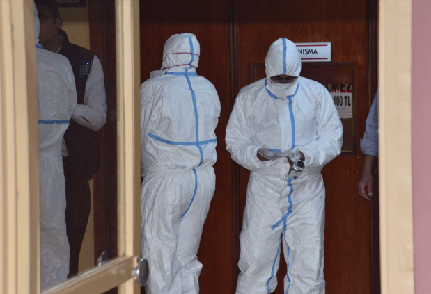 Turkey says Syria autopsies show chemical weapons used in attack