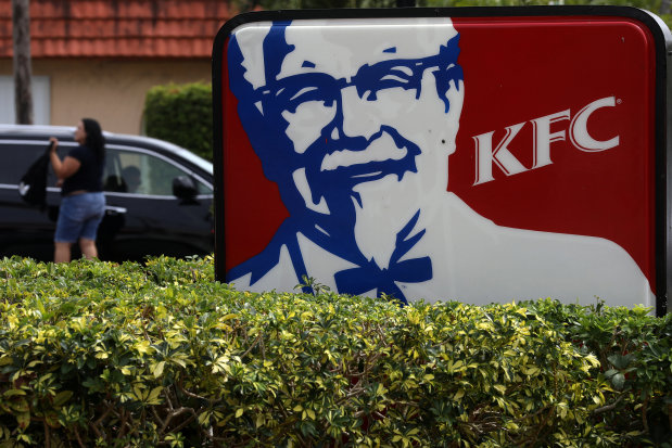 KFC to stop using chickens raised with human antibiotics