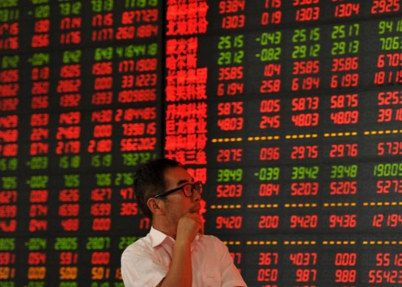 China stock regulator challenges corporate hype to cool economic zone fever