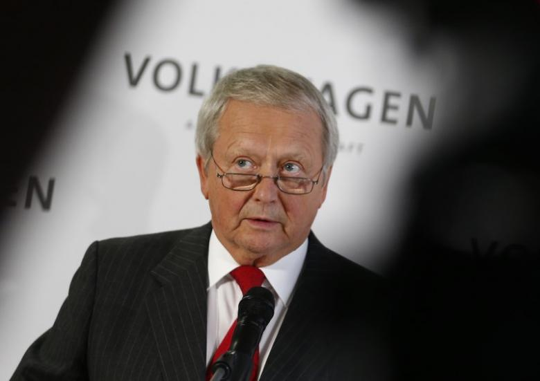 Porsche chairman: Porsche-Piech clan to stay out of VW management