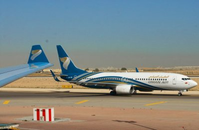 7.7m passengers fly with Oman Air in 2016