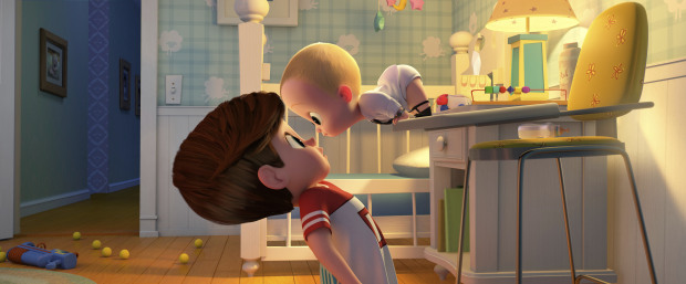 Box Office Top 20: 'The Boss Baby' squashes 'Smurfs 3'