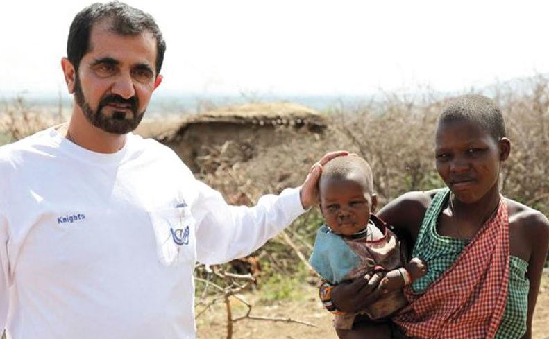UAE ranked top world humanitarian donor