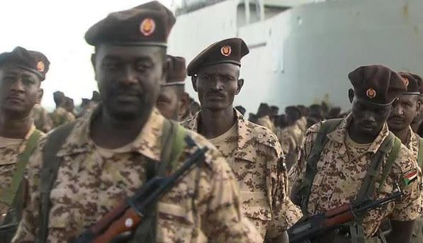 Five Sudanese soldiers killed in Yemen