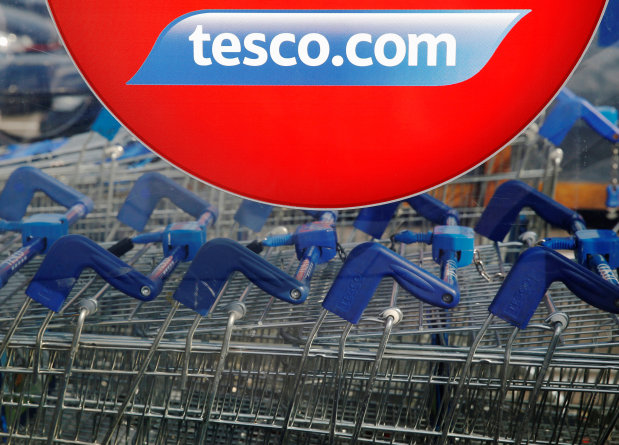 Tesco logs £40 million annual net loss on accounting scandal