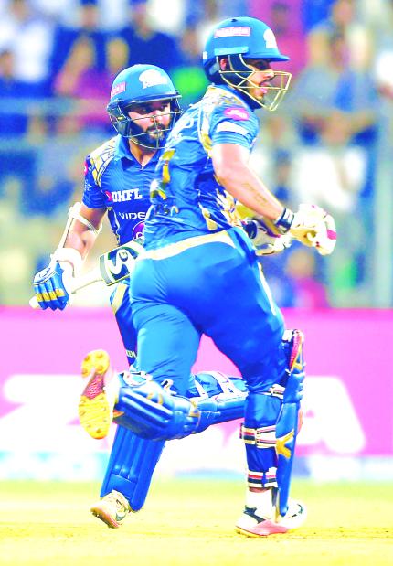 Rana and Patel star as Mumbai beat Hyderabad