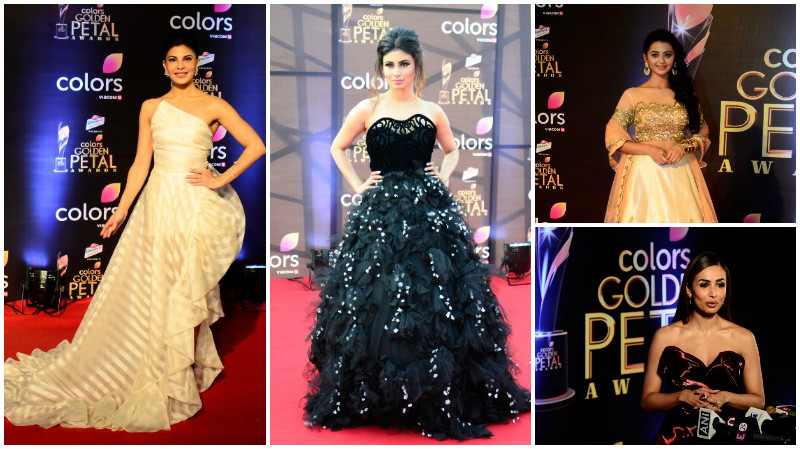 Golden Petal Awards 2017: Indian TV stars and Bollywood rocked the red carpet