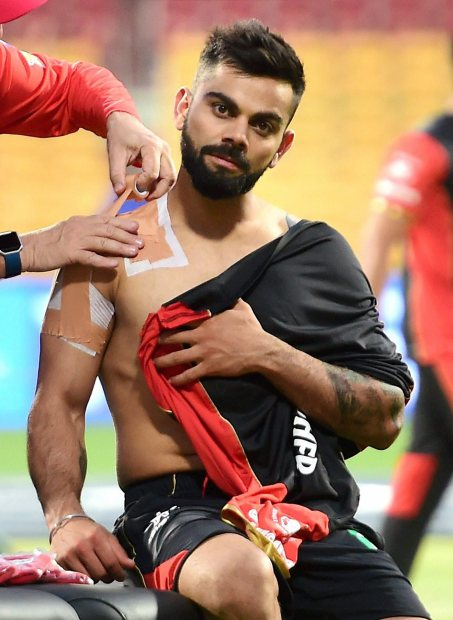 Indian captain Virat Kohli fit to play in IPL