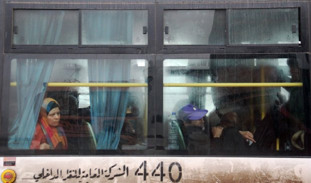 16 dead as car bombing hits Syrian evacuees