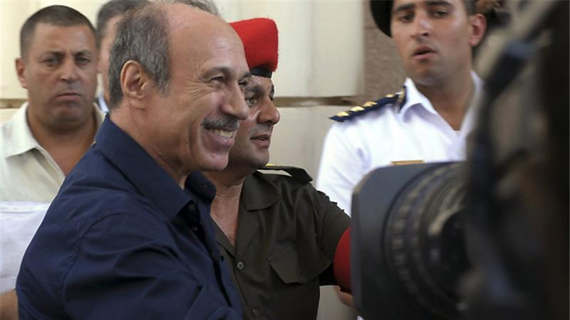 Egyptian court jails Mubarak-era interior minister for corruption
