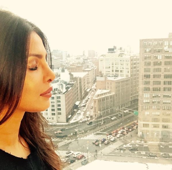 Priyanka Chopra gets emotional over her 'last official week' in NYC