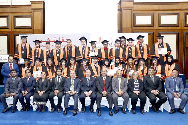 BIHR's graduates receive diplomas