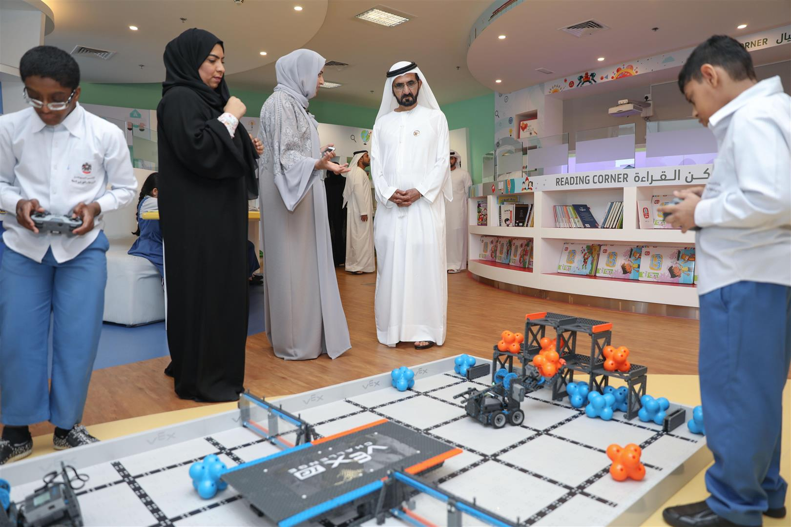UAE launches strategy to empower people with disabilities