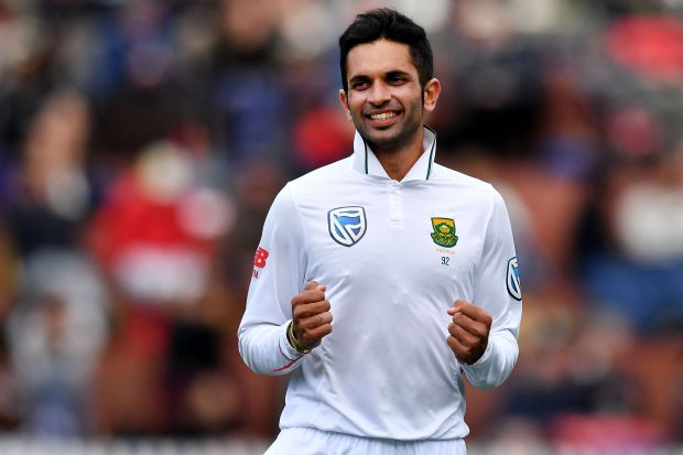 South Africa include Maharaj in Champions Trophy squad