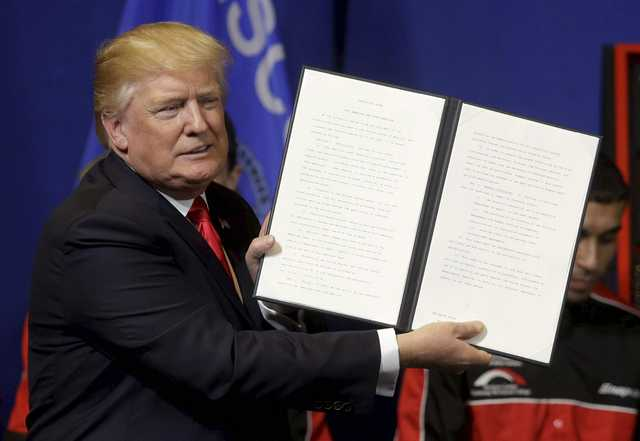 Blow to Indian IT industry as Trump orders overhaul of H-1B visa system