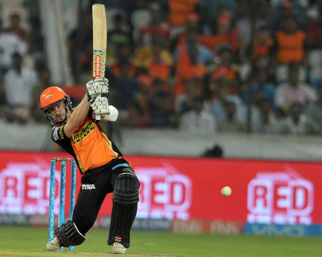 IPL: Williamson shines as Hyderabad down Delhi
