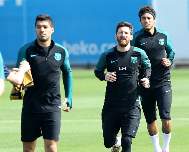 Barca set for another comeback