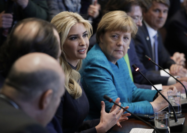 Ivanka's biz prospers as politics mixes with business