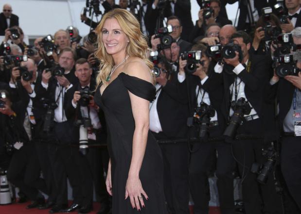 People magazine names Julia Roberts 'World's Most Beautiful'
