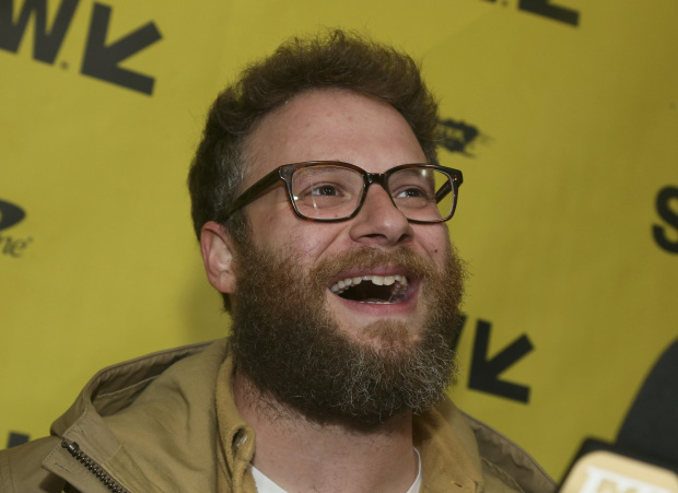 Seth Rogen 'proud to be a Pike' after joining fraternity