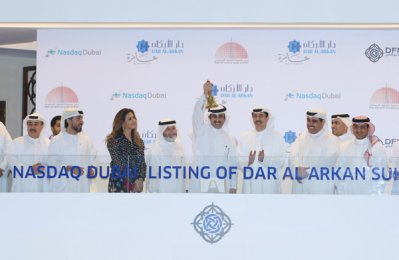 Saudi Dar Al Arkan lists $500m sukuk on Nasdaq Dubai
