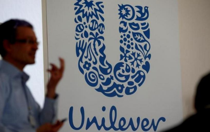 Unilever first-quarter sales top expectations