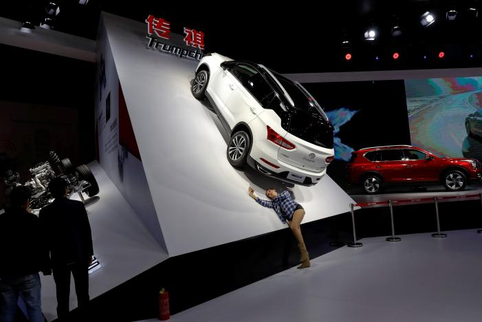 Eyeing US market, Chinese automaker may change Trumpchi brand name
