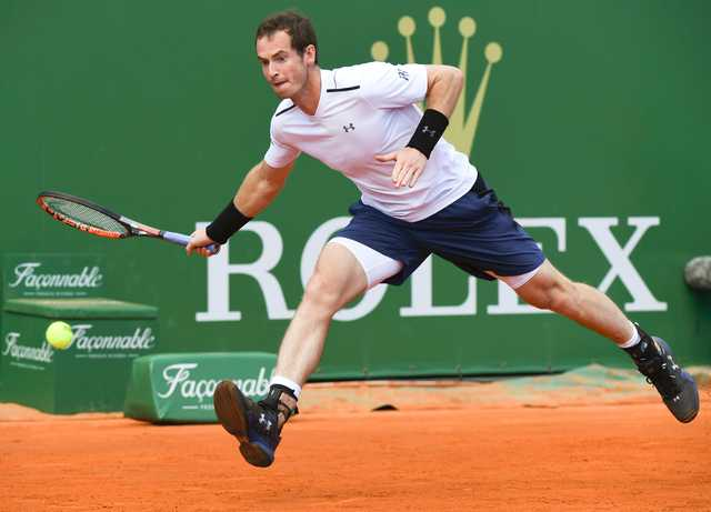 Andy Murray knocked out of Monte Carlo Masters