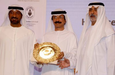 DP World wins 3 awards at India event