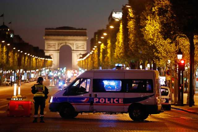 Local News: Paris terror attack: Lucky escape for BNA chief