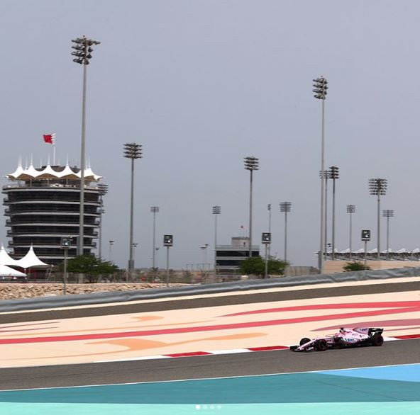674,000 people visited Bahrain during Formula One Bahrain Grand Prix!