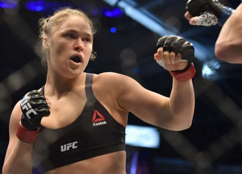 MMA: Rousey announces engagement