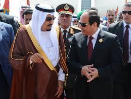Saudi-Egyptian summit in Riyadh on Sunday