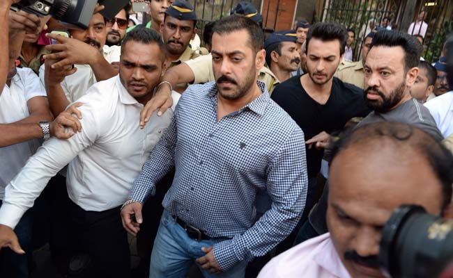 Salman Khan to appear in court in Arms Act case