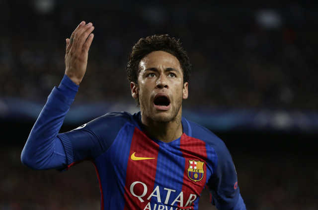 Barcelona files another appeal to have Neymar in 'clasico'