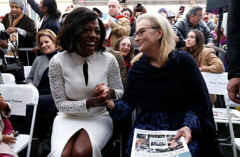 Meryl Streep writes an emotional tribute to Viola Davis