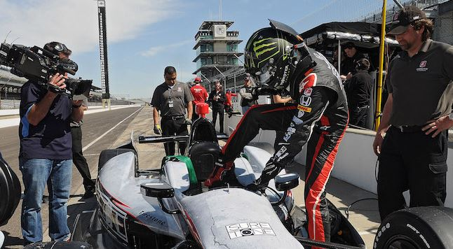 Andretti drivers enthusiastic about Alonso's Indy 500 run