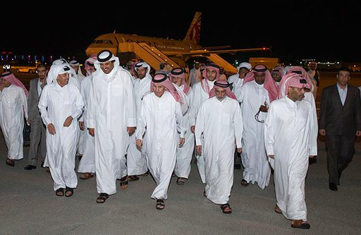 Qatar hailed for efforts to free hostages