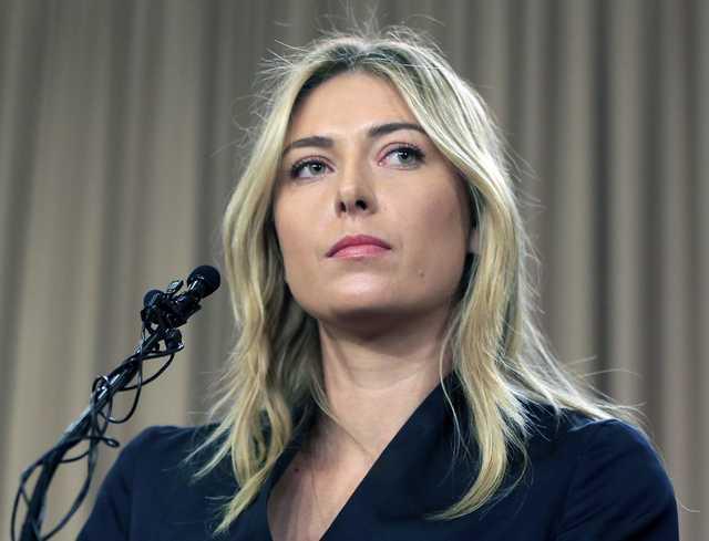 Sharapova drawn to meet 'critic' Vinci